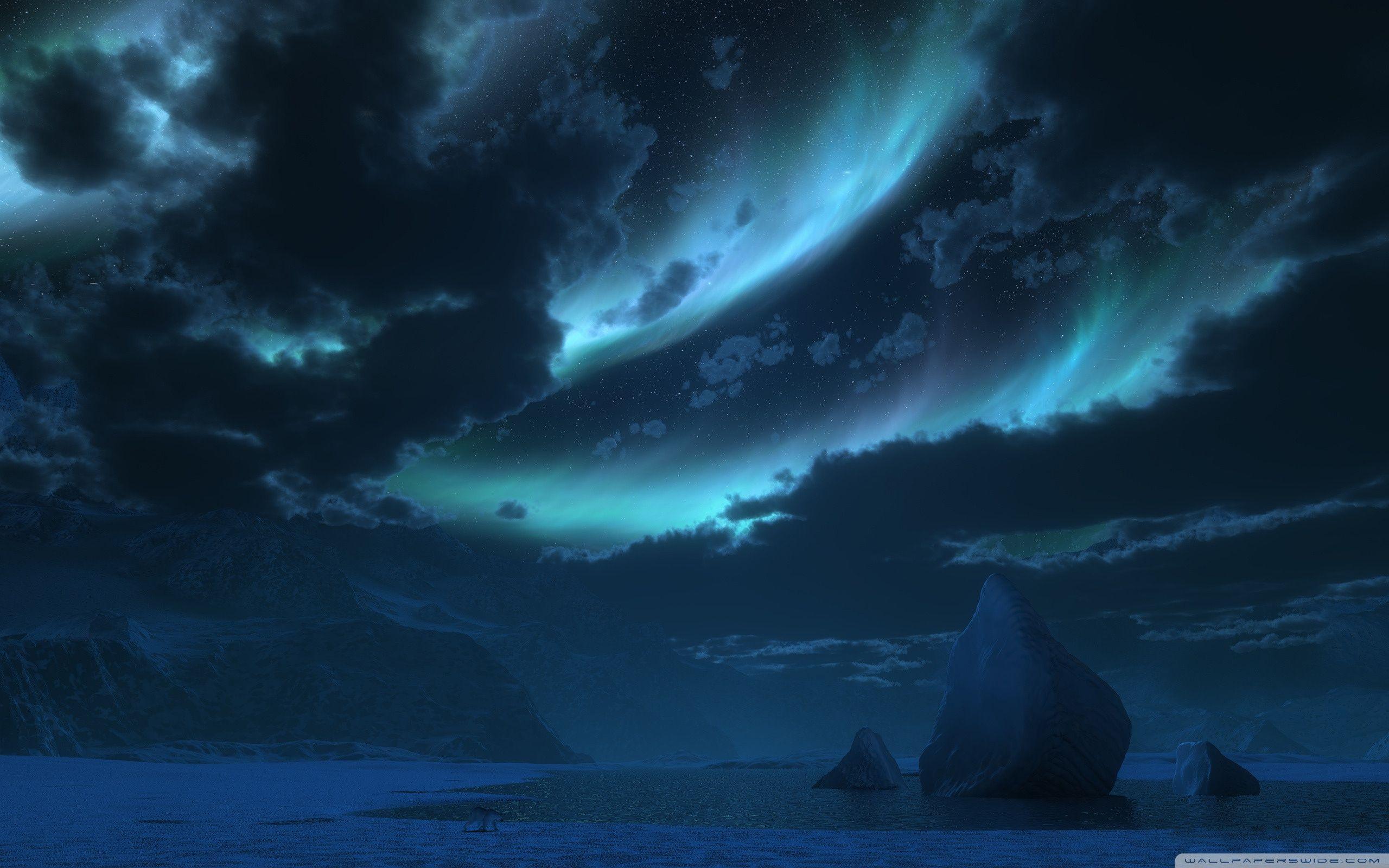 Antarctica Landscape 3D HD desktop wallpaper : High Definition ...