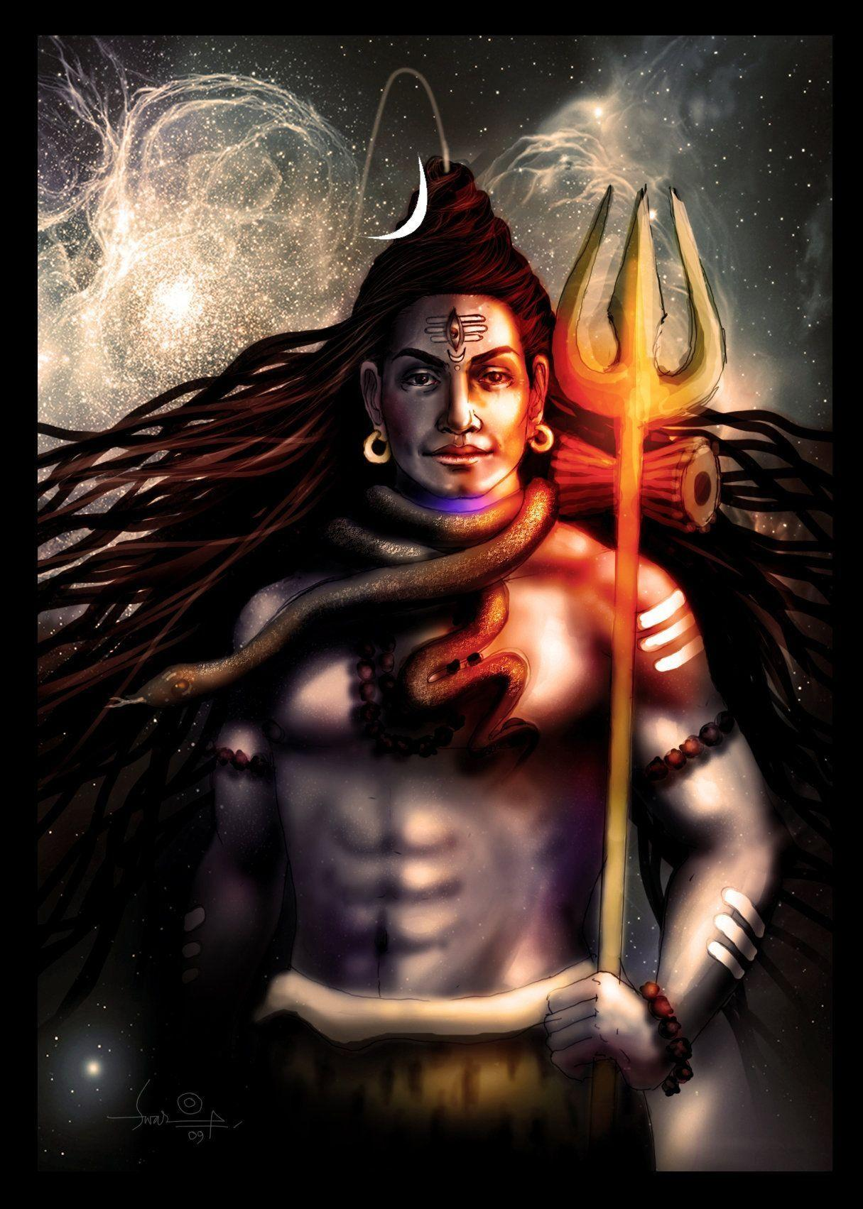 Angry lord shiva wallpapers wallpaper cave - New lord shiva wallpapers ...
