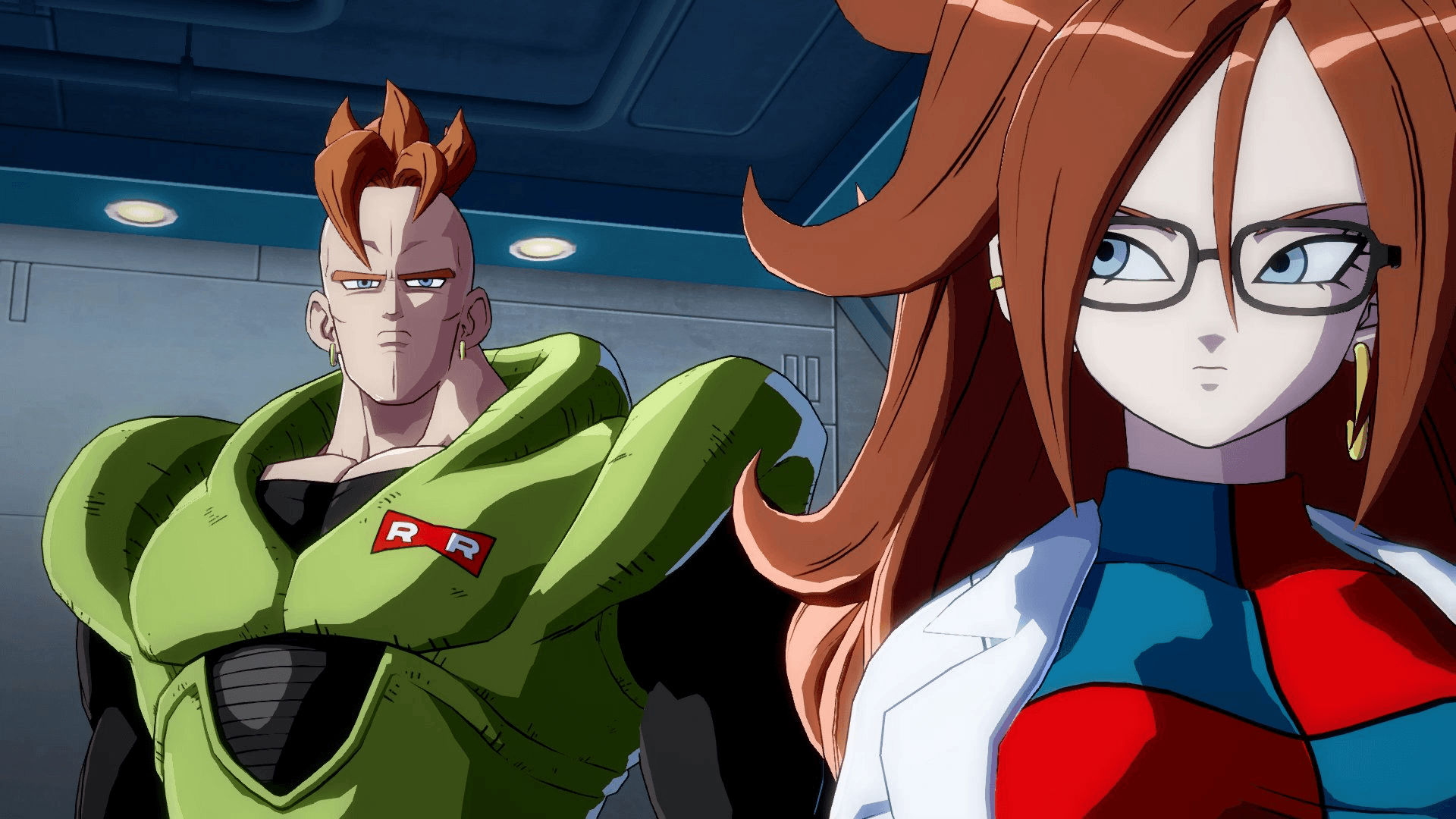 Dragon Ball Android 16 Wallpapers Wallpaper Cave