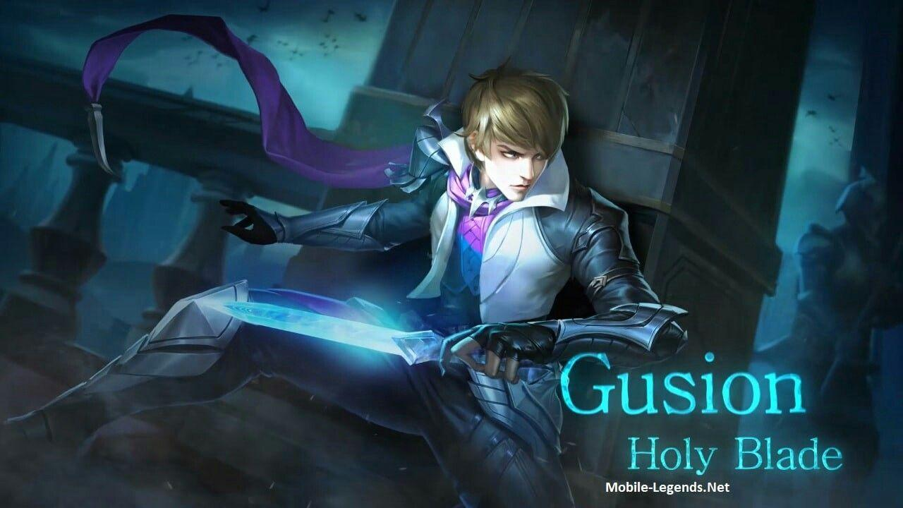 Okay, I'm deeply inlove with Gusion. Welp