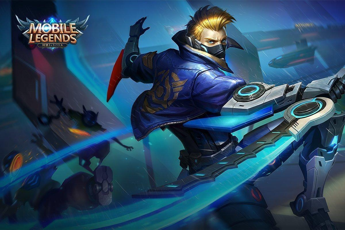 Hayabusa Mobile Legends Wallpapers Wallpaper Cave
