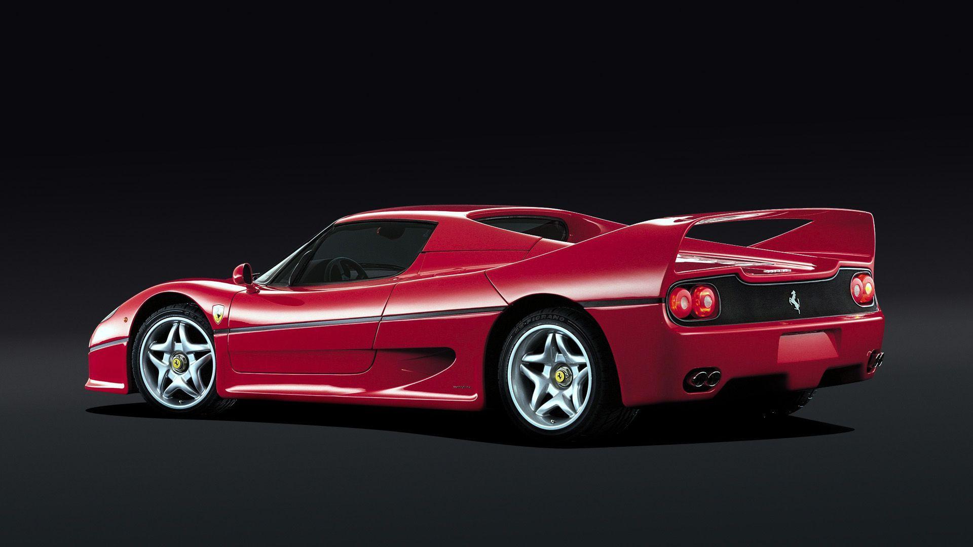 Ferrari F50 Wallpapers Wallpaper Cave