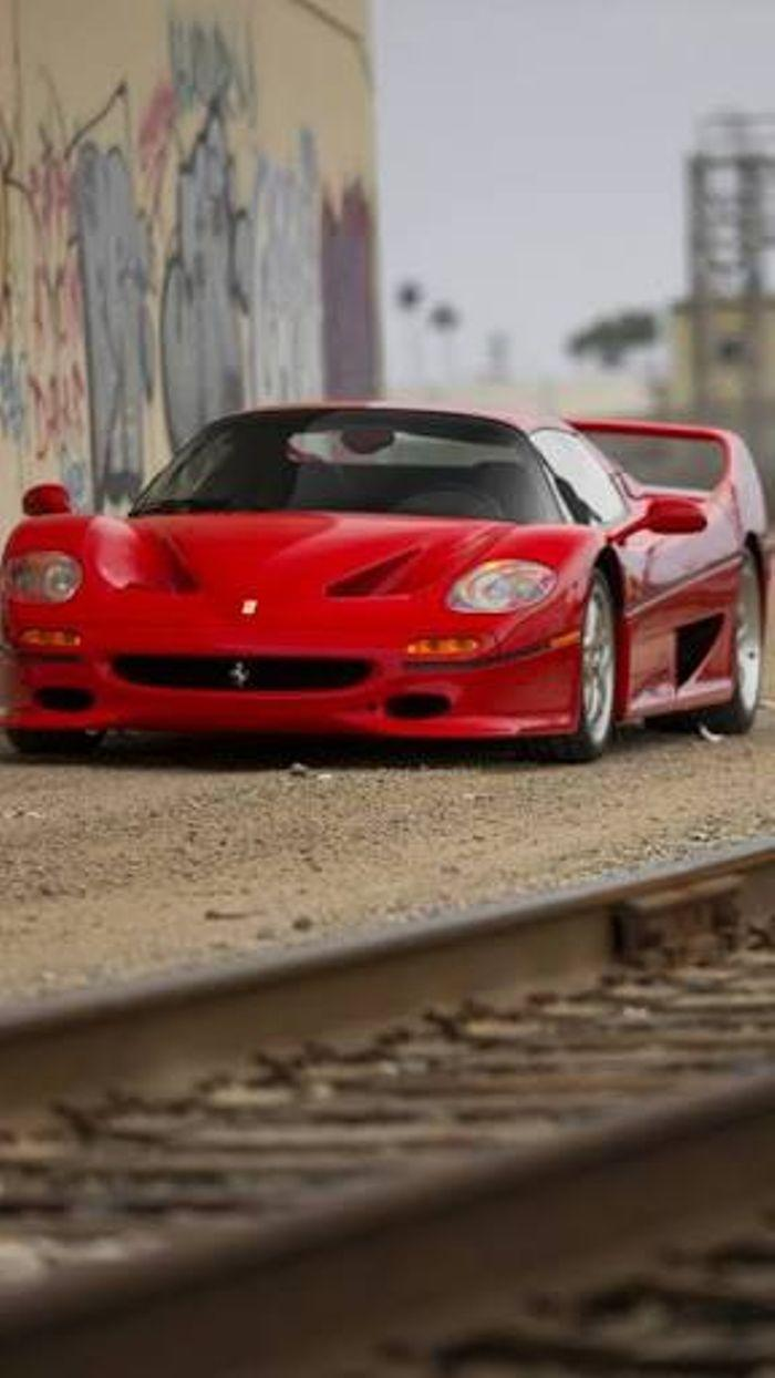 Some Ferrari F50 wallpapers