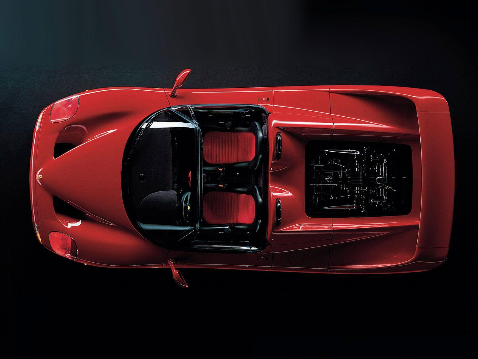 1995 FERRARI F50 car wallpapers and specifications