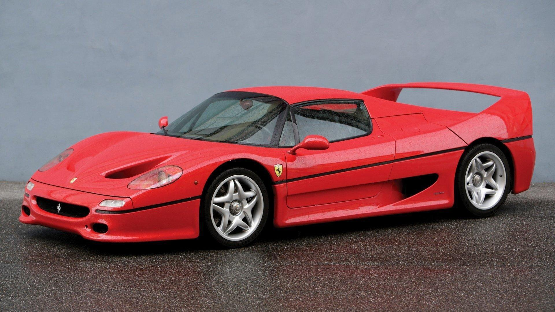 Ferrari f50 gt 1995 Ferrari F50 HD Wallpapers for iPhone, Android