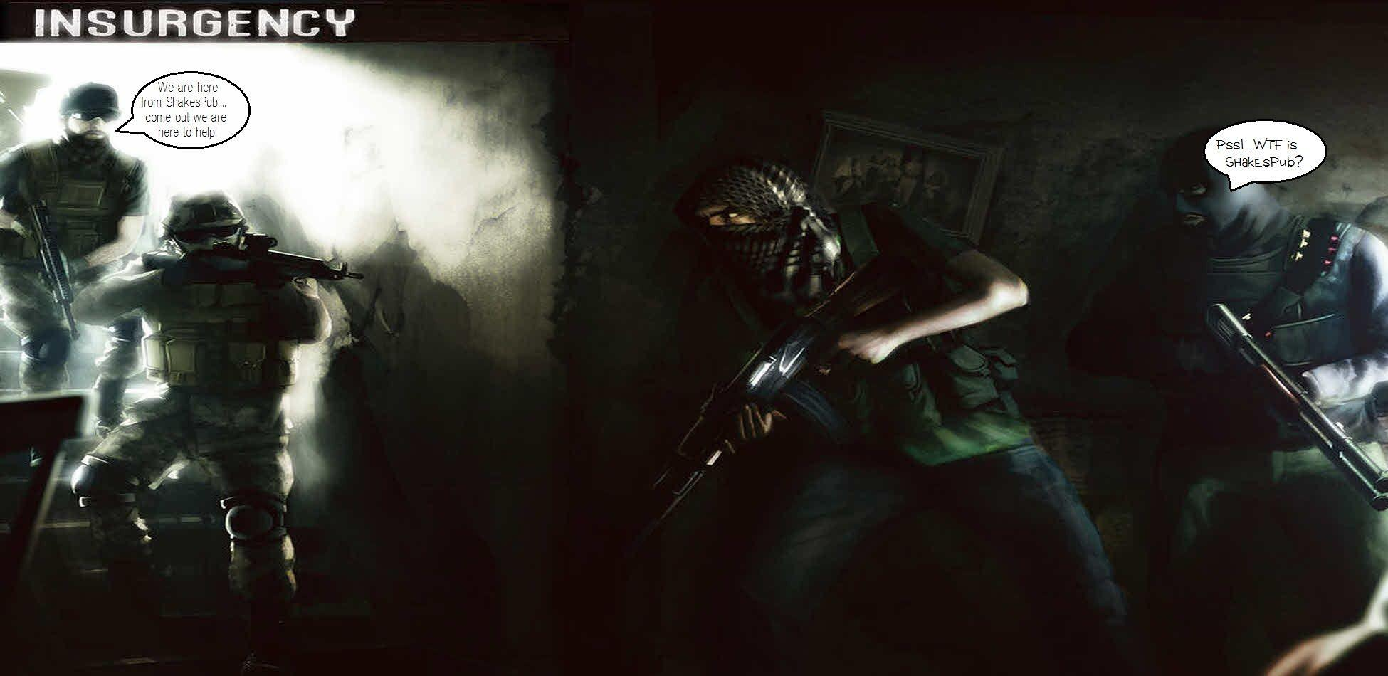 Insurgency Wallpapers Wallpaper Cave