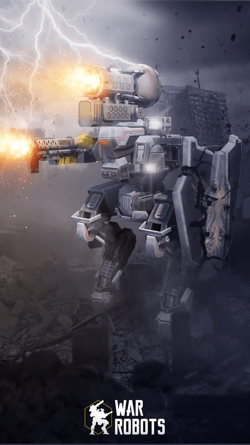 War Robots Mobile Wallpapers Wallpaper Cave