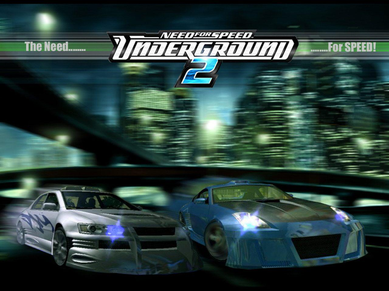 Need For Speed Underground 2 Wallpapers - Wallpaper Cave