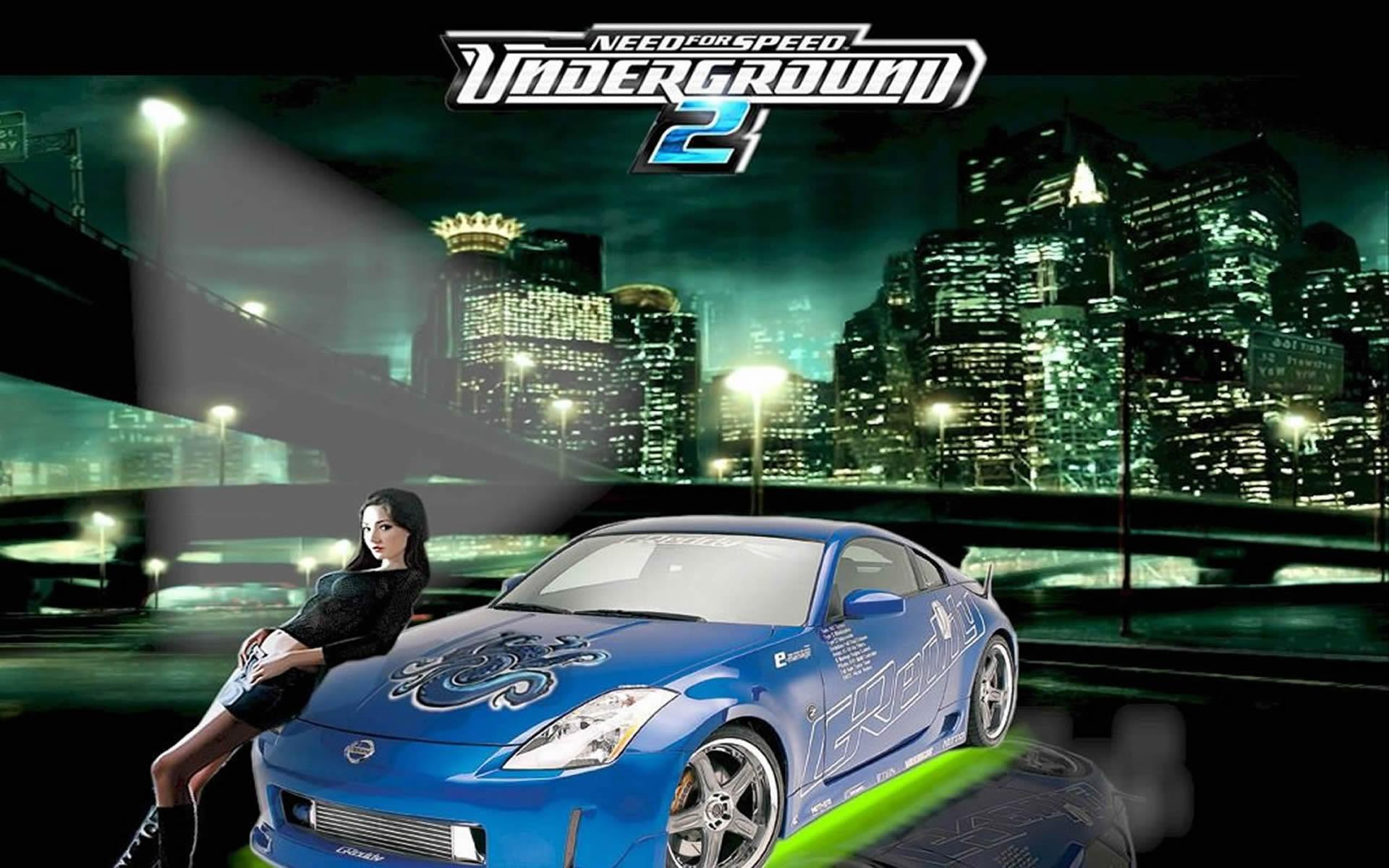 Need for speed underground 2 wallpapers wallpaper cave - Need for speed underground 1 wallpaper ...