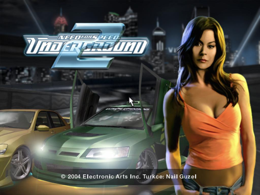 Need For Speed Underground 2 Wallpapers Wallpaper Cave