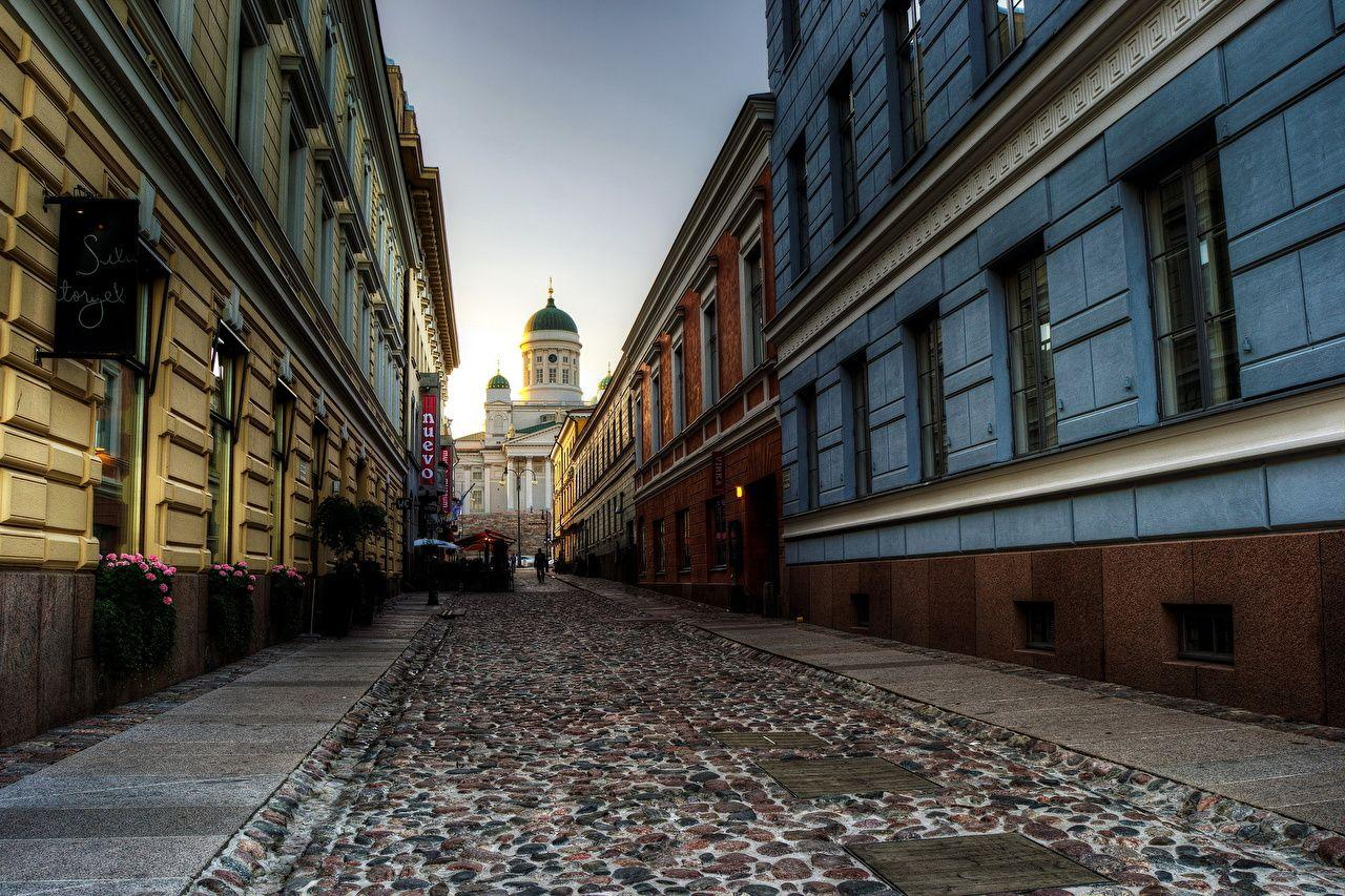 Photo Helsinki Finland Cities