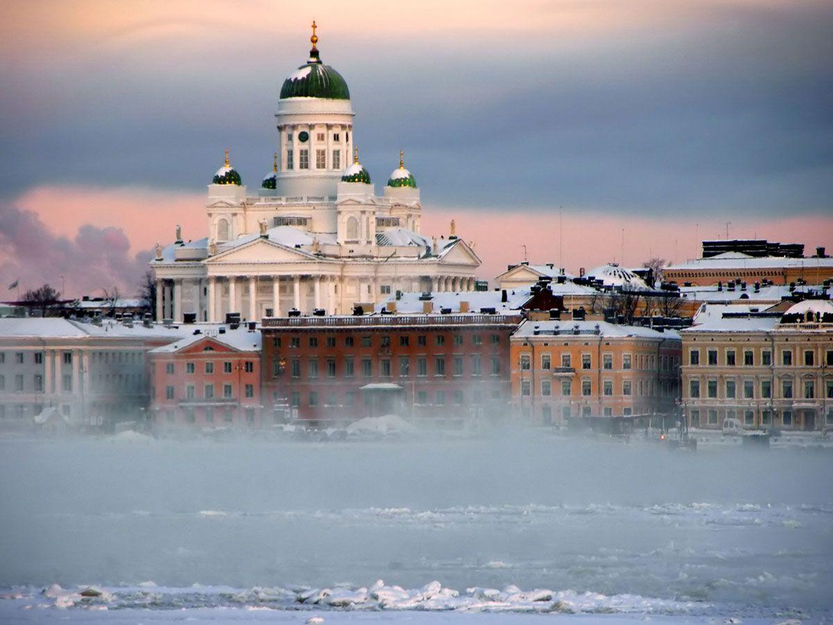 Helsinki HD Desktop Wallpapers
