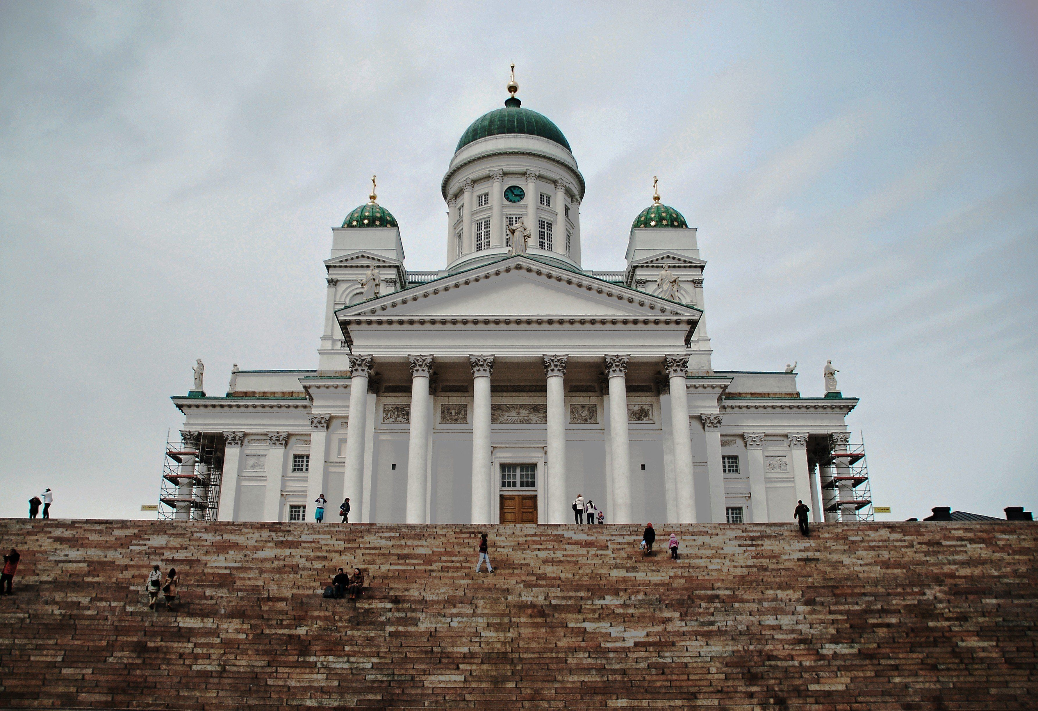 helsinki building wallpapers and backgrounds