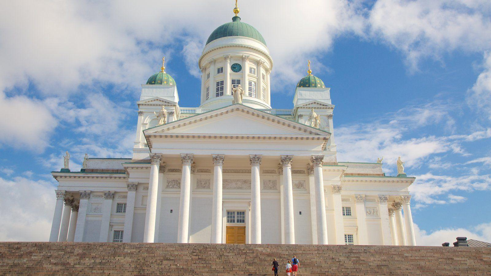 Helsinki Cathedral Pictures: View Photos & Image of Helsinki Cathedral