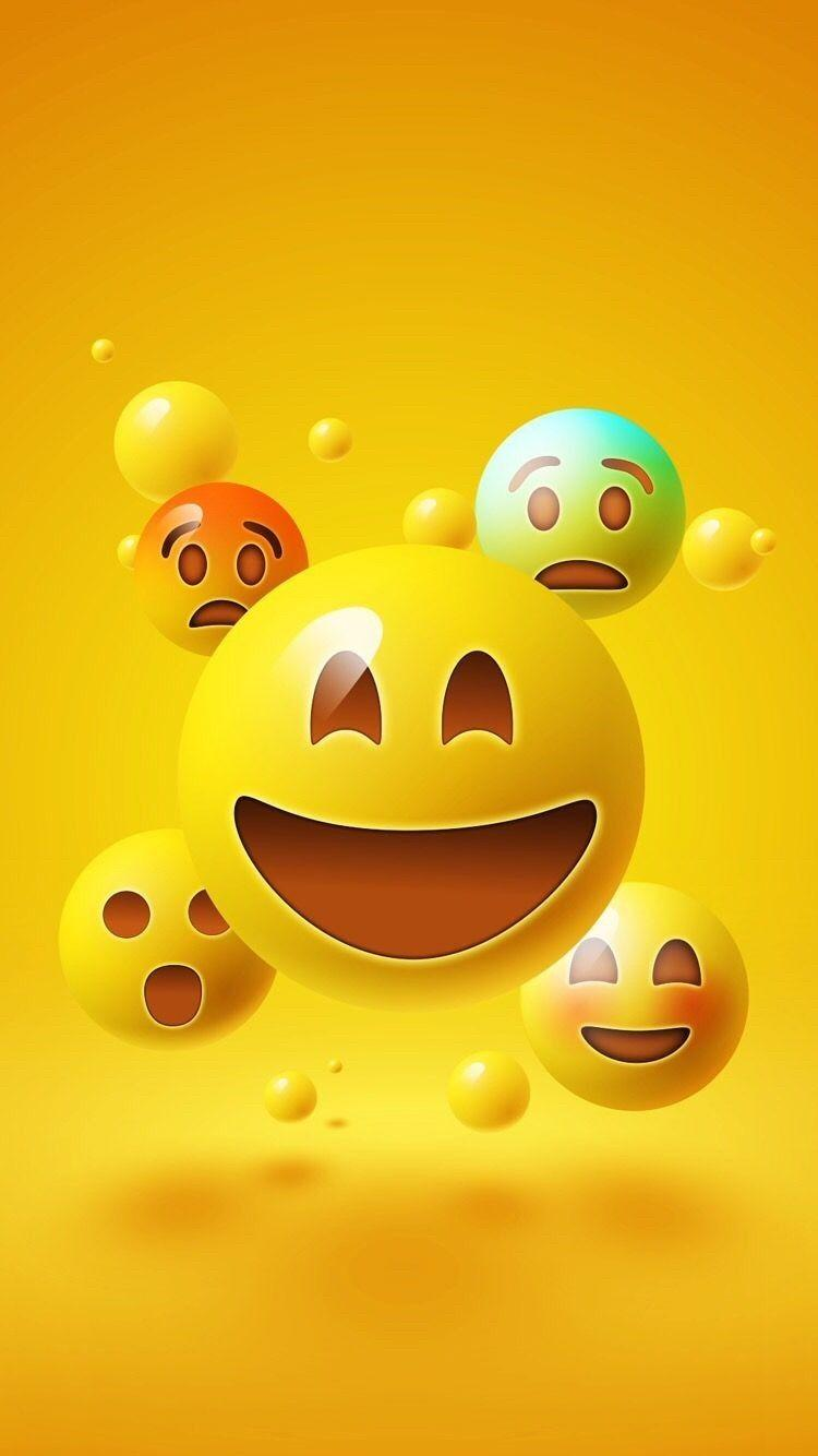 Funny Emoji Wallpapers Wallpaper Cave