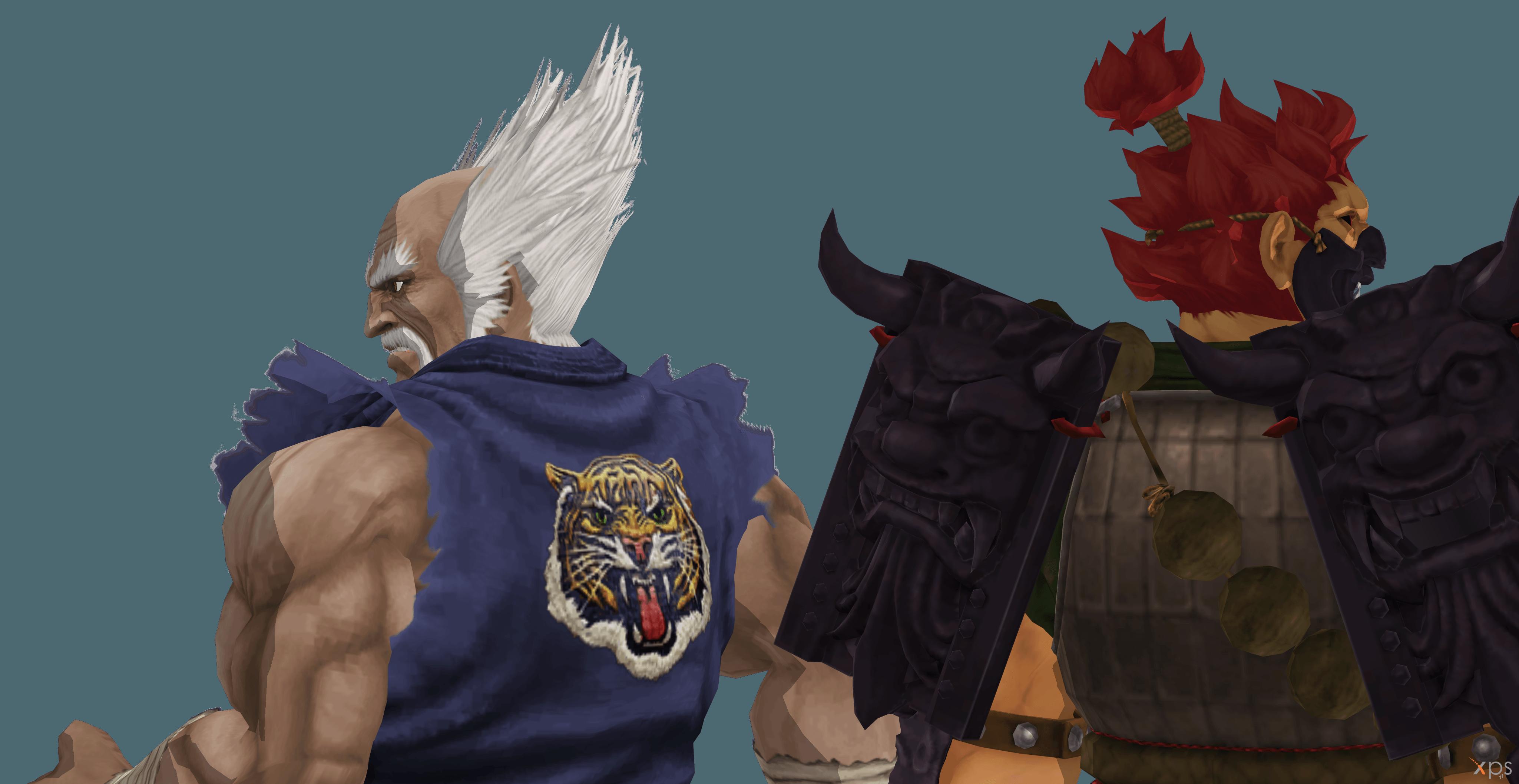 Tekken 7 Heihachi Wallpapers Wallpaper Cave