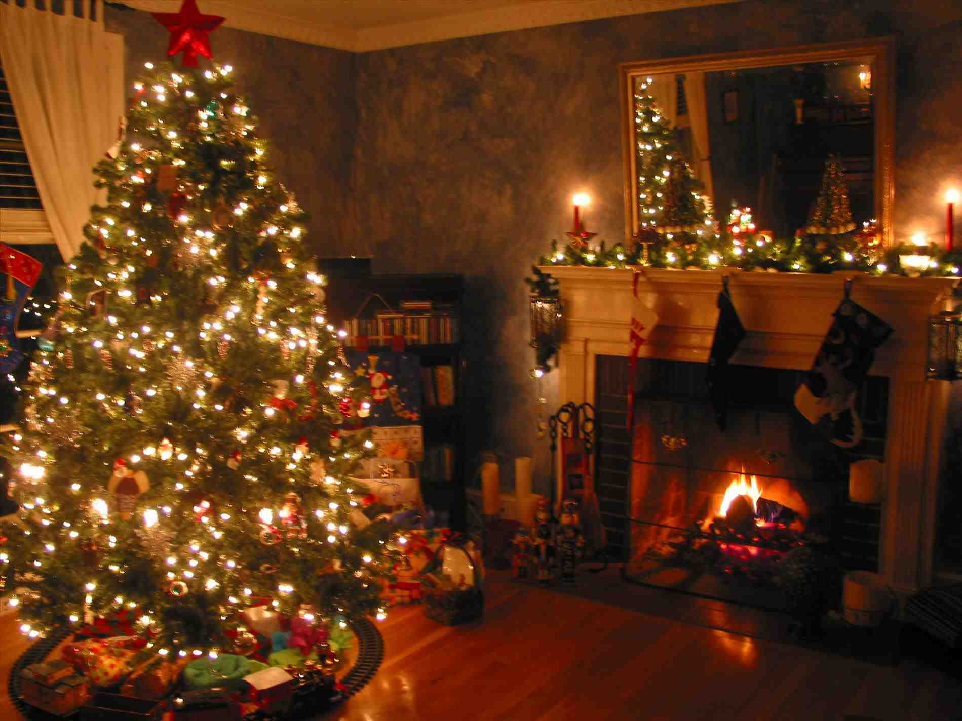 Christmas Chimney Wallpapers - Wallpaper Cave