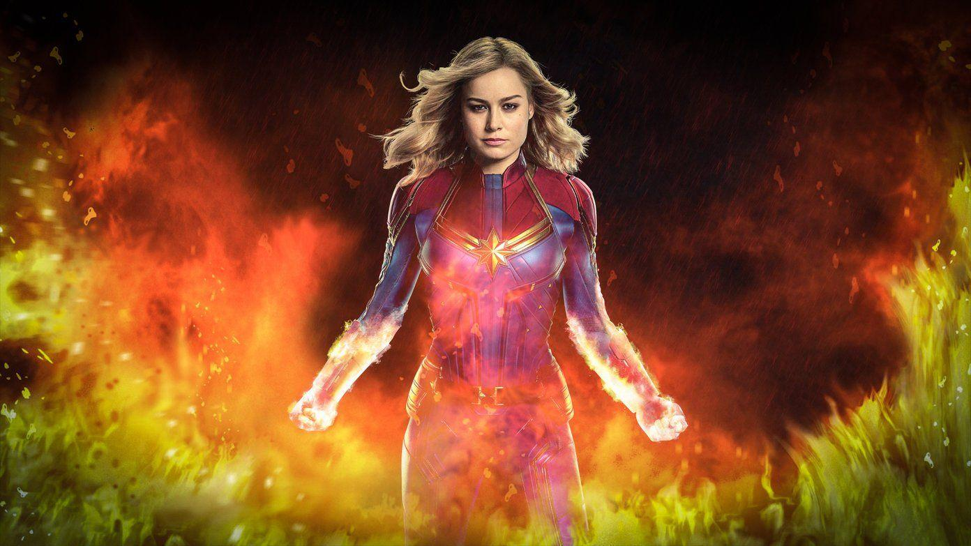 Top 11 HD Captain Marvel Wallpapers That You Must Get Today