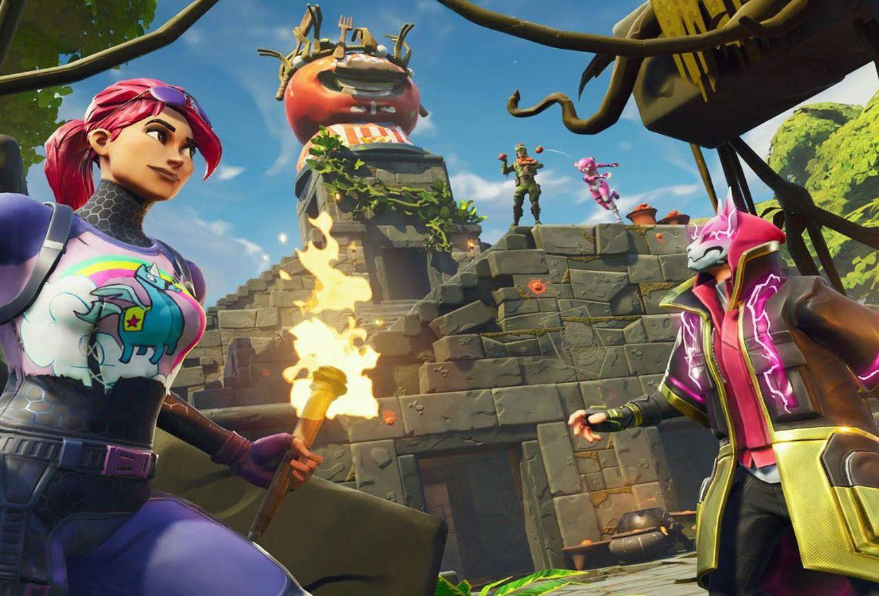 There's No Hidden Battle Star For Fortnite's Season 5, Week 8 ...