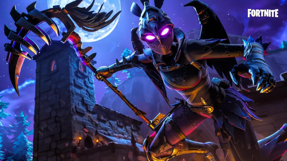 Fortnite Wallpapers HD - Desktop And Mobile Fortnite Wallpapers ...