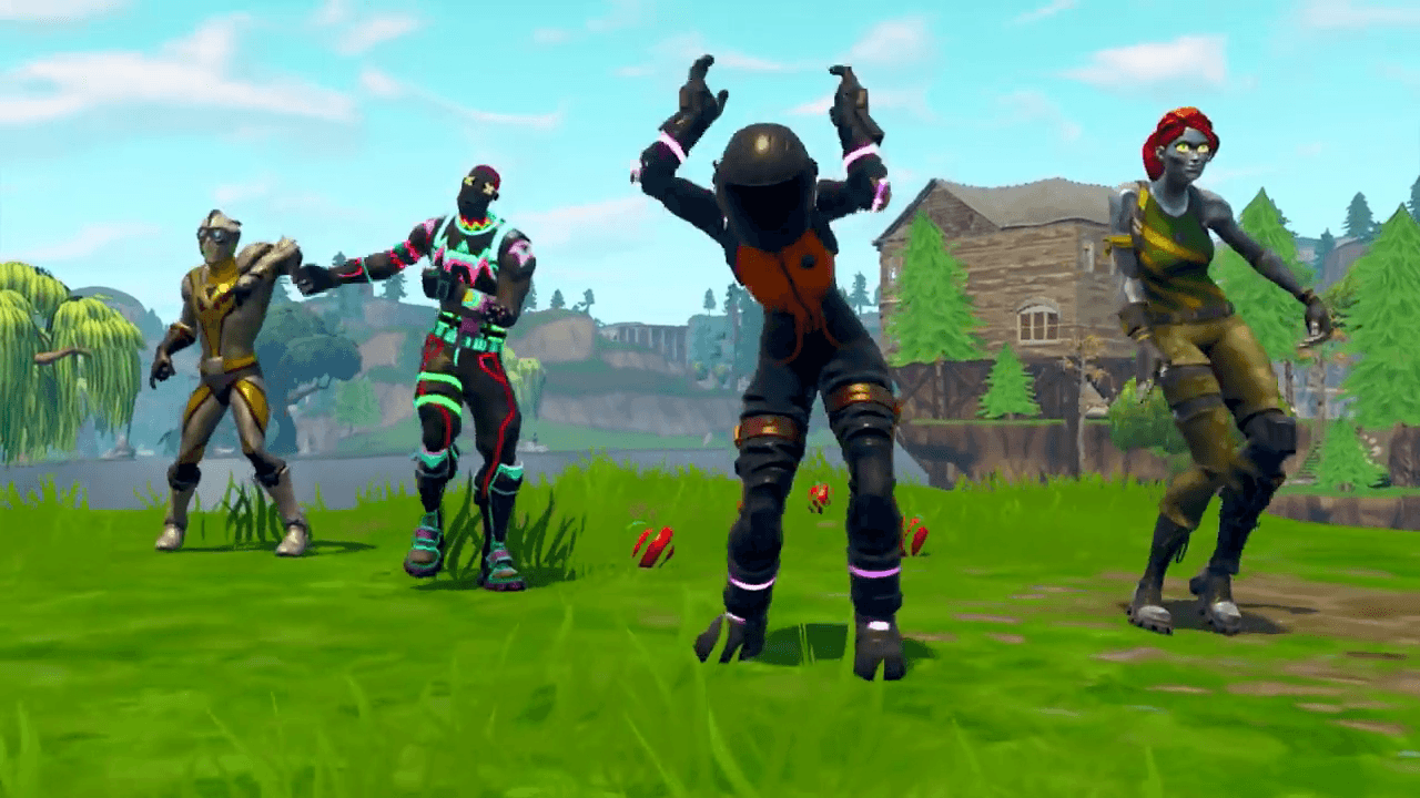 Fortnite Emote and Emoticon Complete List
