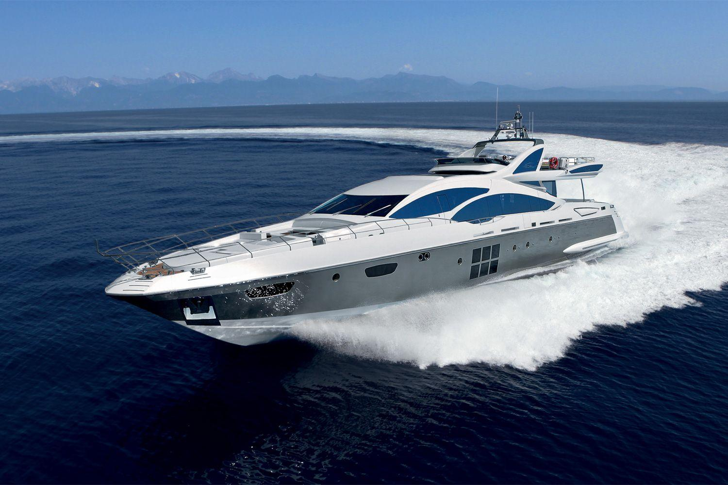Yacht for sale Azimut Grande 120SL: price 14600000 € > Motor yachts