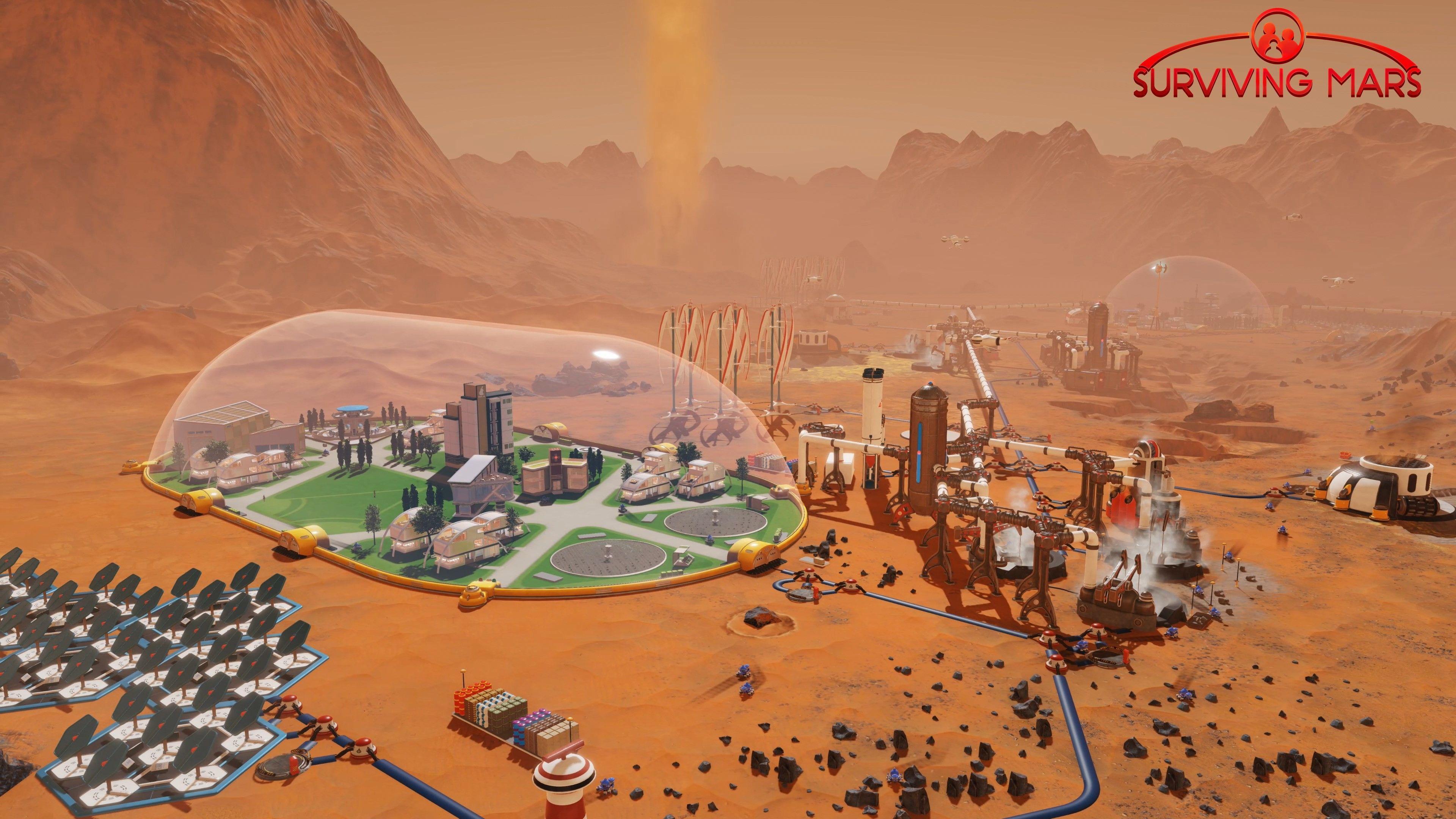 Surviving Mars Wallpapers - Wallpaper Cave