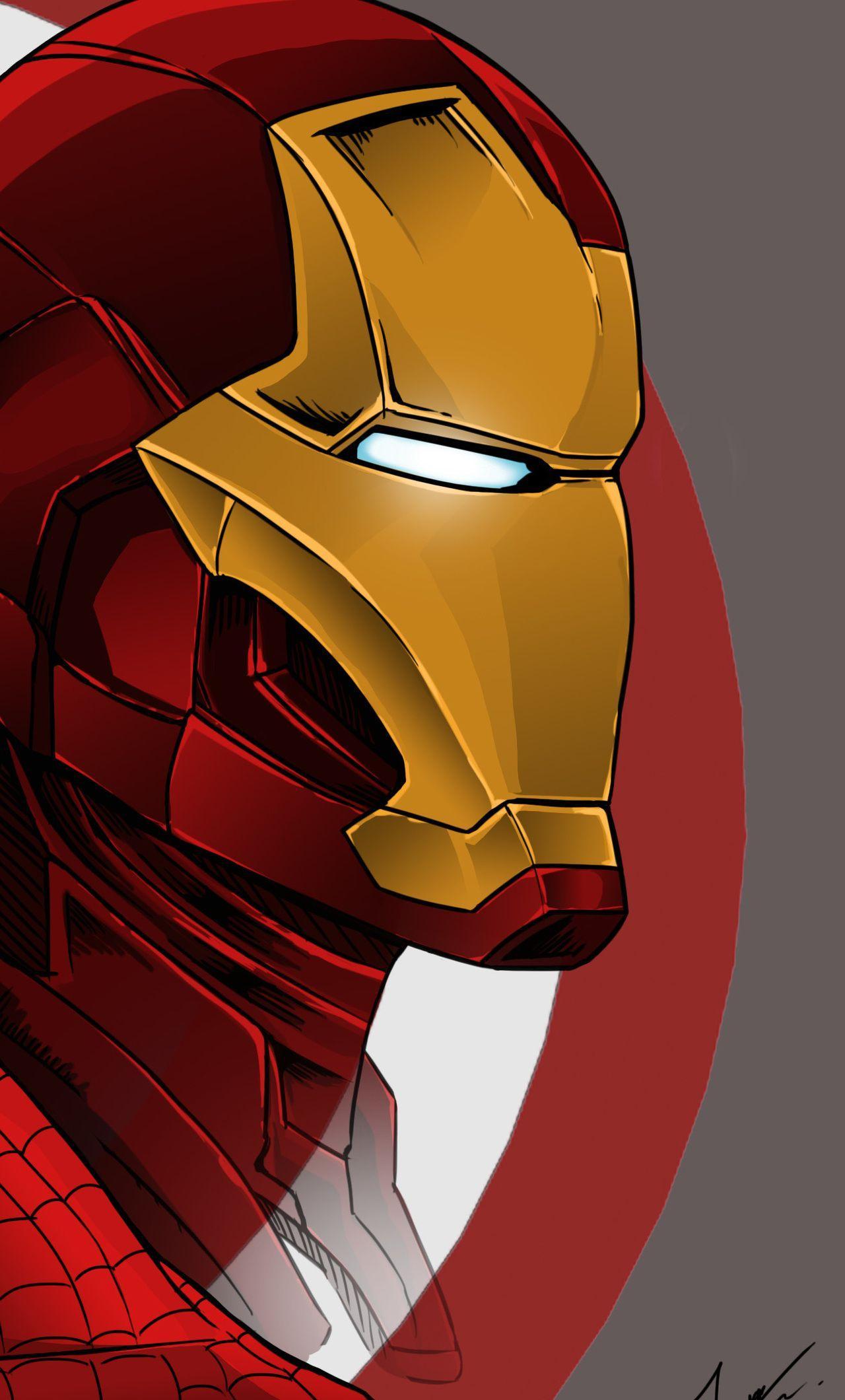 Iron Man IPhone Wallpapers - Wallpaper Cave