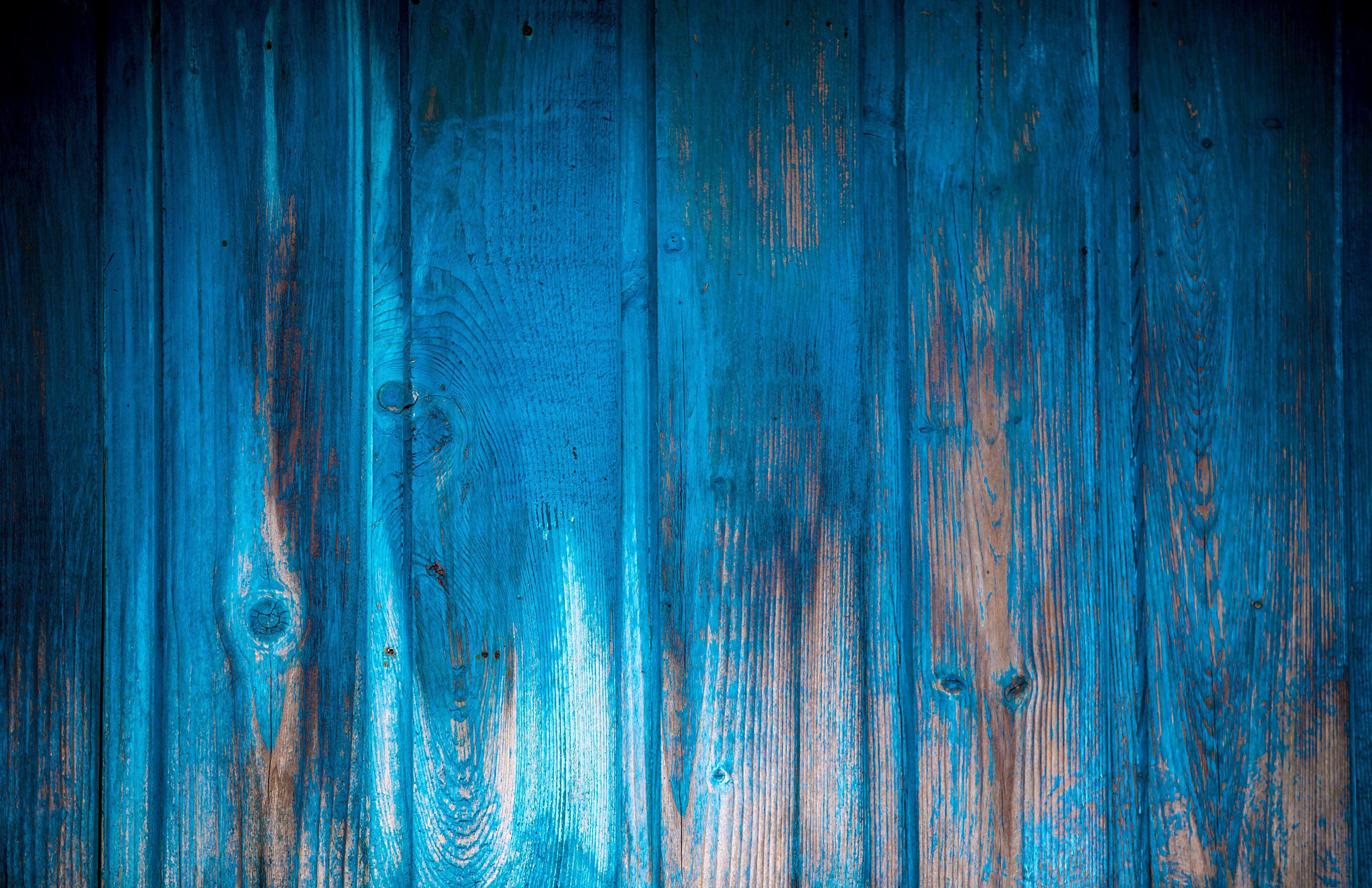 Blue Wood Wallpapers Wallpaper Cave