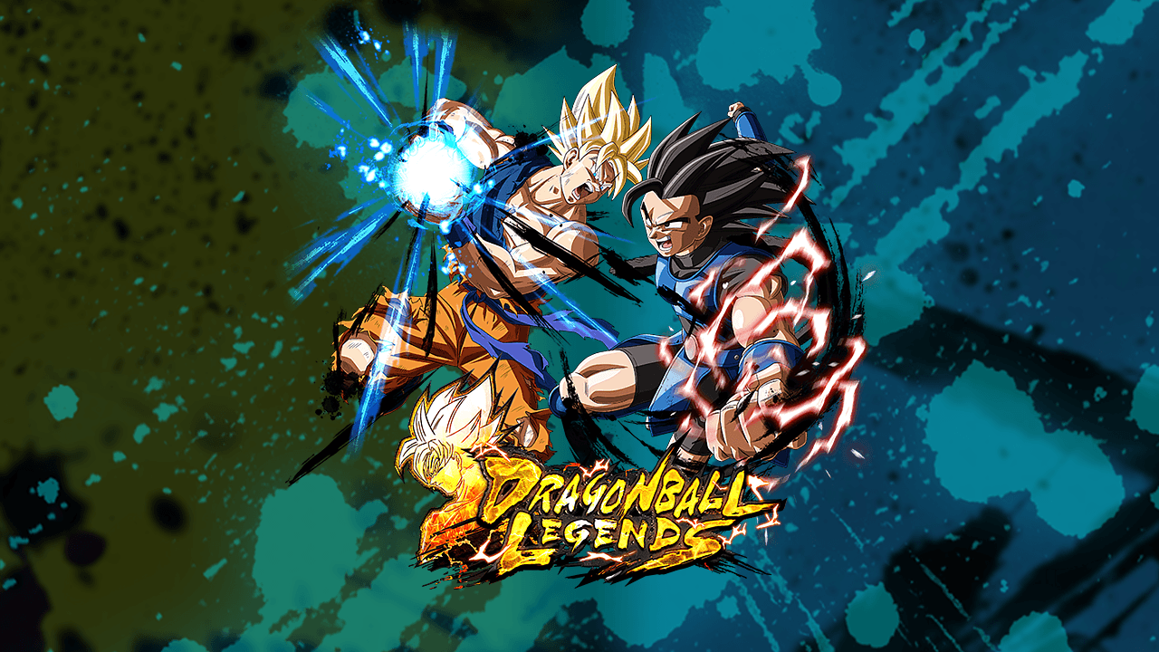 I made a Dragon Ball Legends wallpapers using only image from the DB