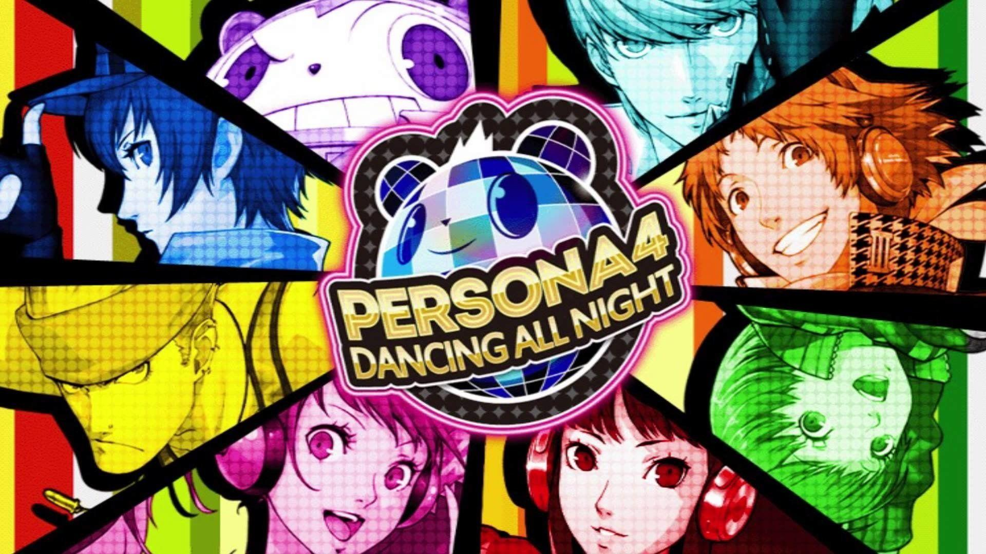Persona 4 Dancing All Night Wallpapers Wallpaper Cave