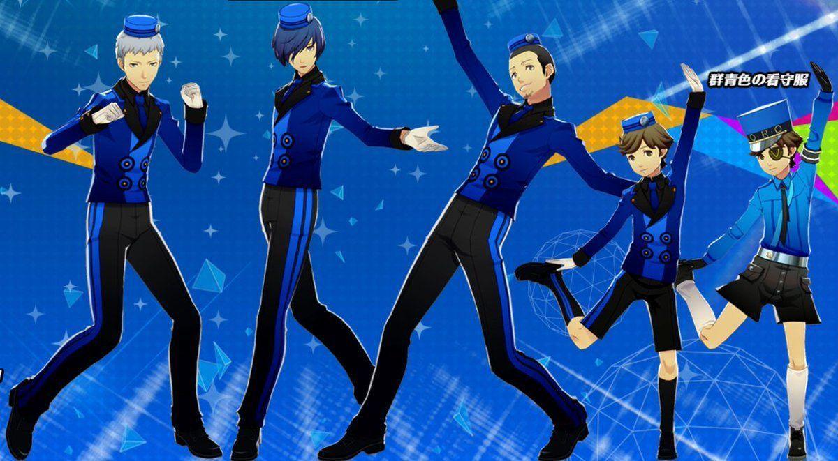 Persona 3 Dancing In Moonlight Wallpapers Wallpaper Cave