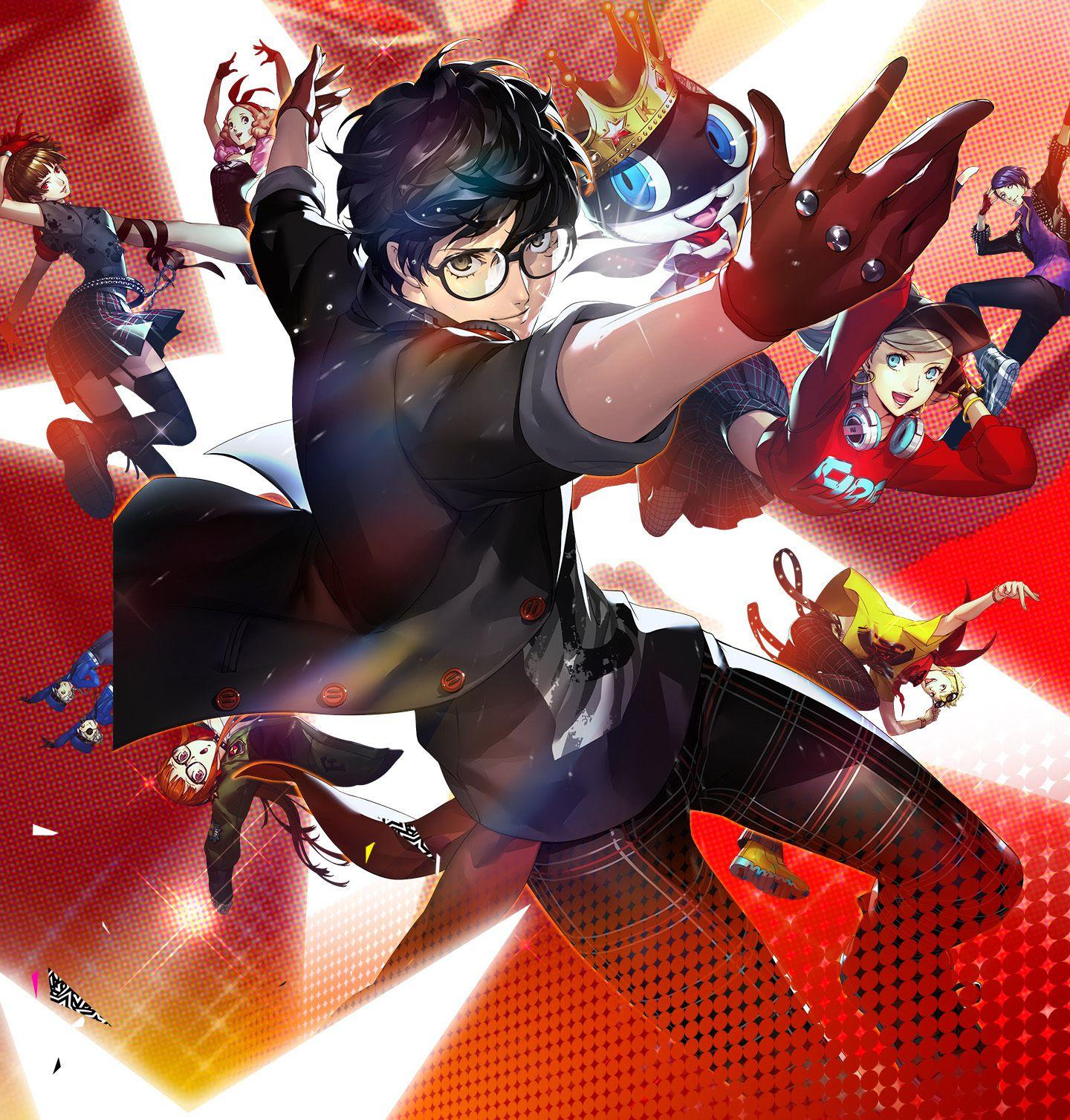 Persona 5 Dancing In Starlight Wallpapers Wallpaper Cave