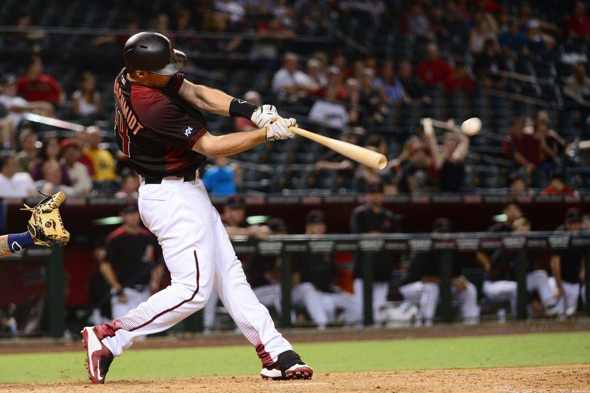 Paul Goldschmidt's walk