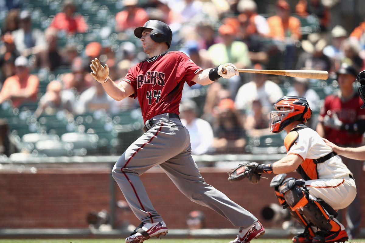 Paul Goldschmidt and Didi Gregorius show regression to the mean, in