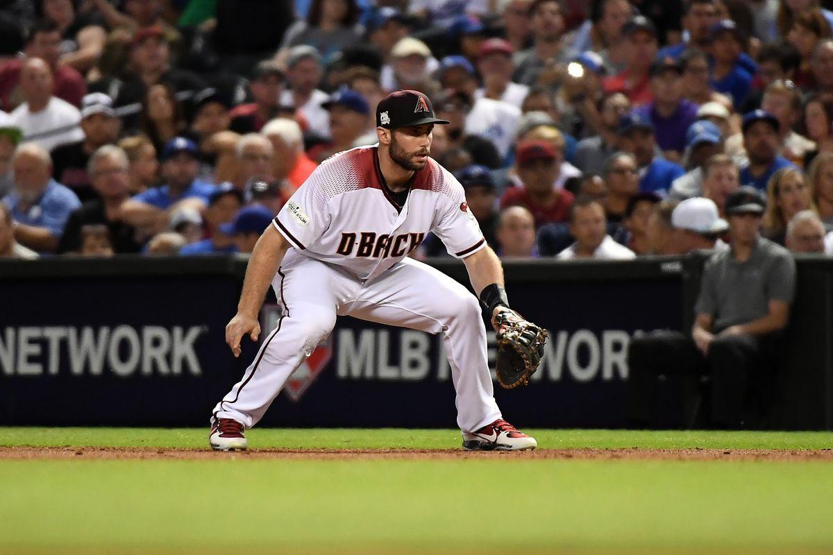 "Paul Goldschmidt Ranked on MLB Network's ""Top 10 First Basemen"