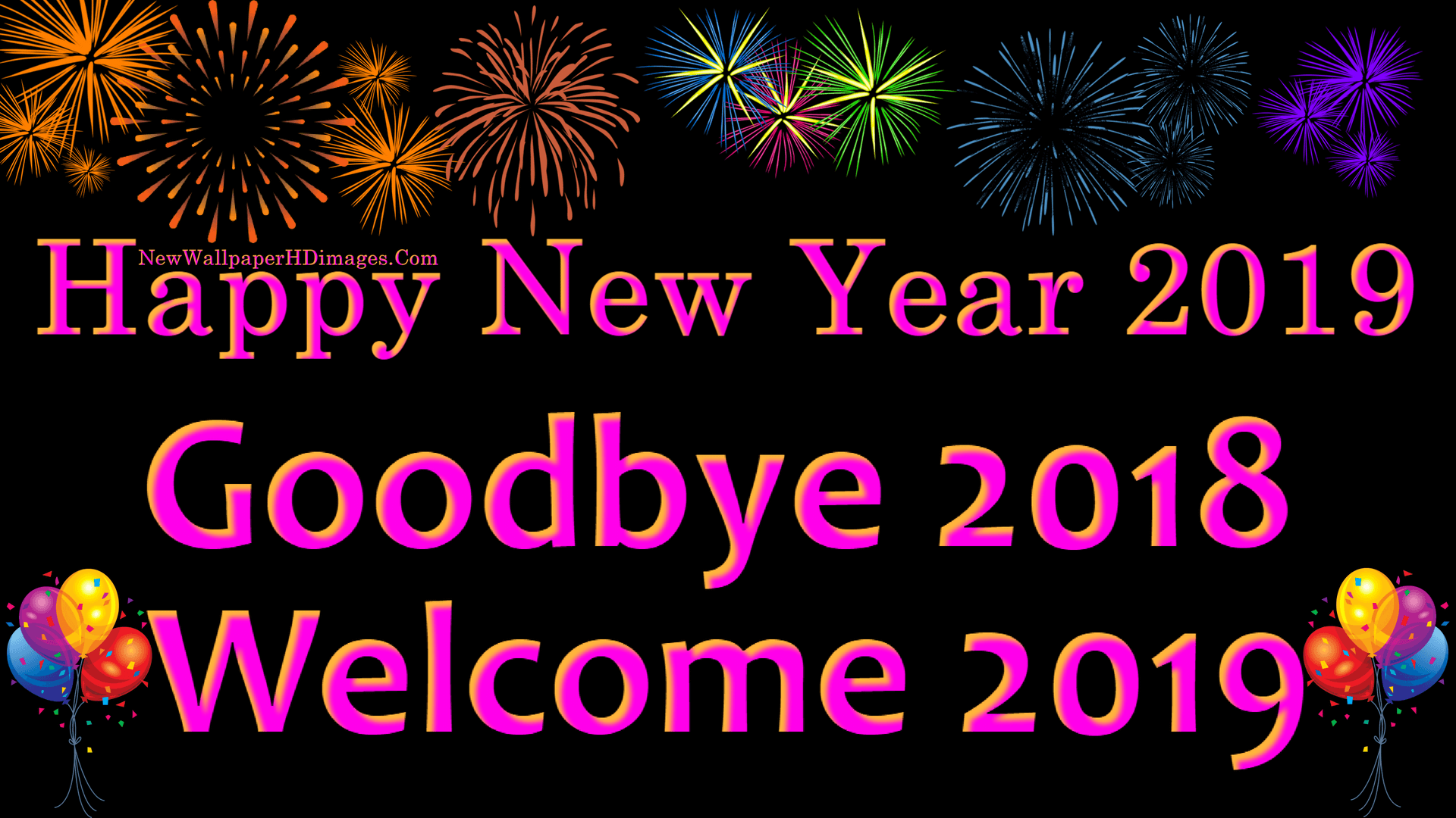 happy new year 2019 wallpaper download cave happy new year 2019 wallpapers wallpaper cave