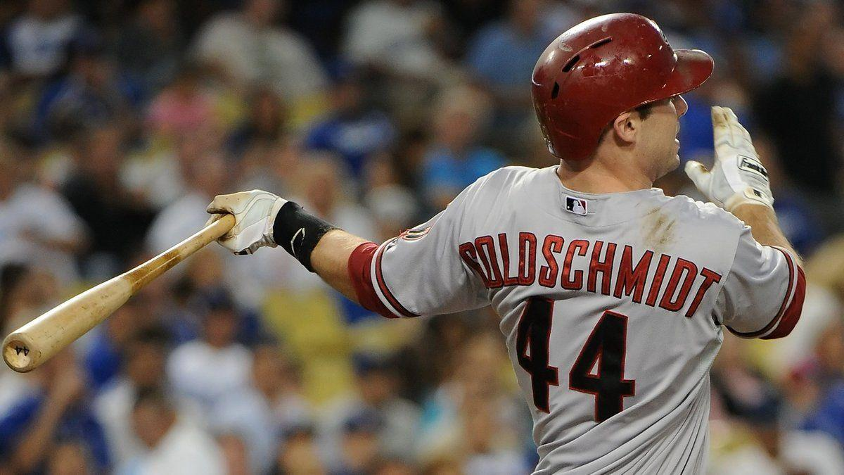 Arizona Diamondbacks on Twitter: Paul Goldschmidt is a career .340