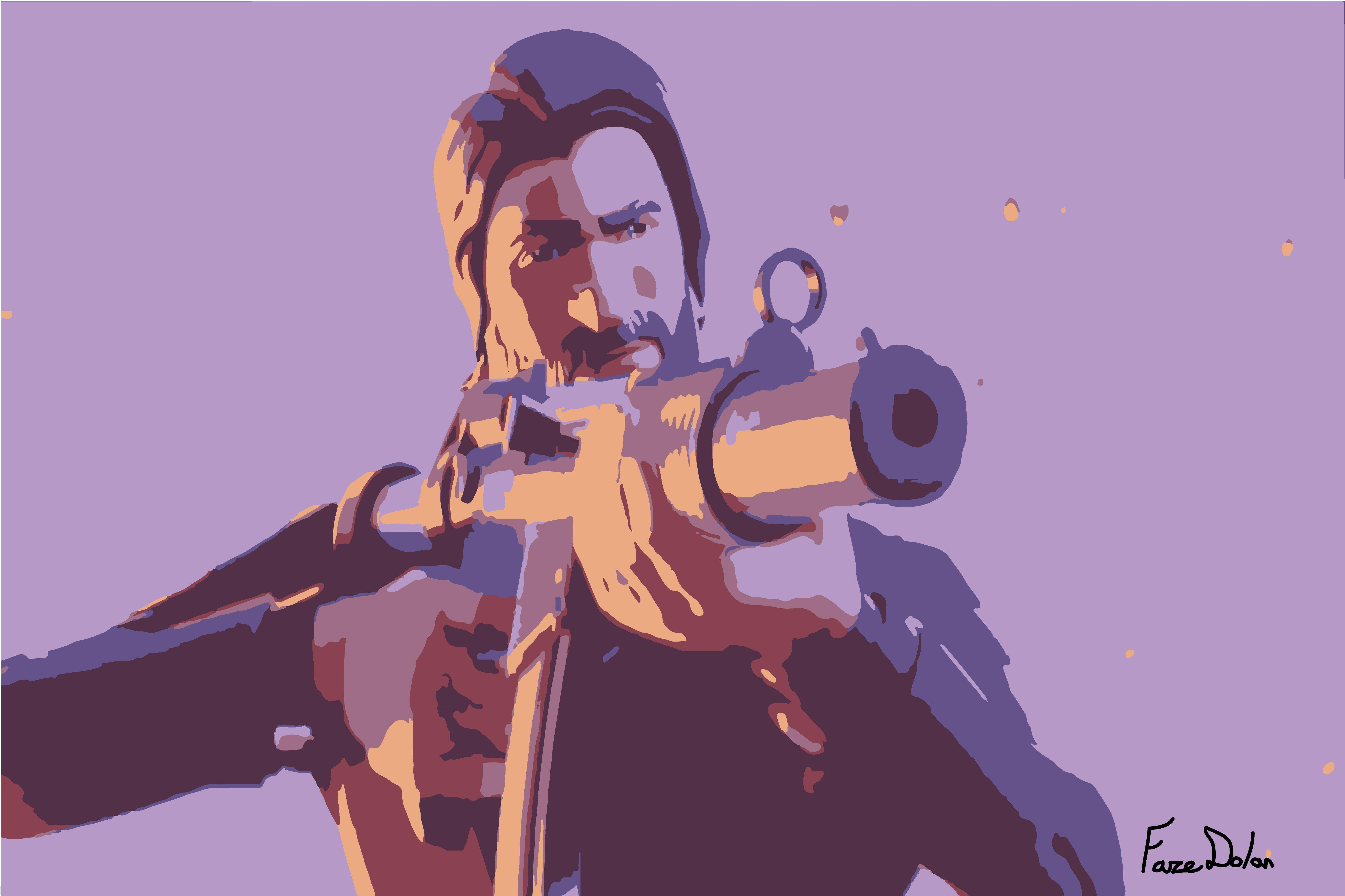 John Wick Fortnite 6K Drawing by Fazedolan Wallpapers and Free