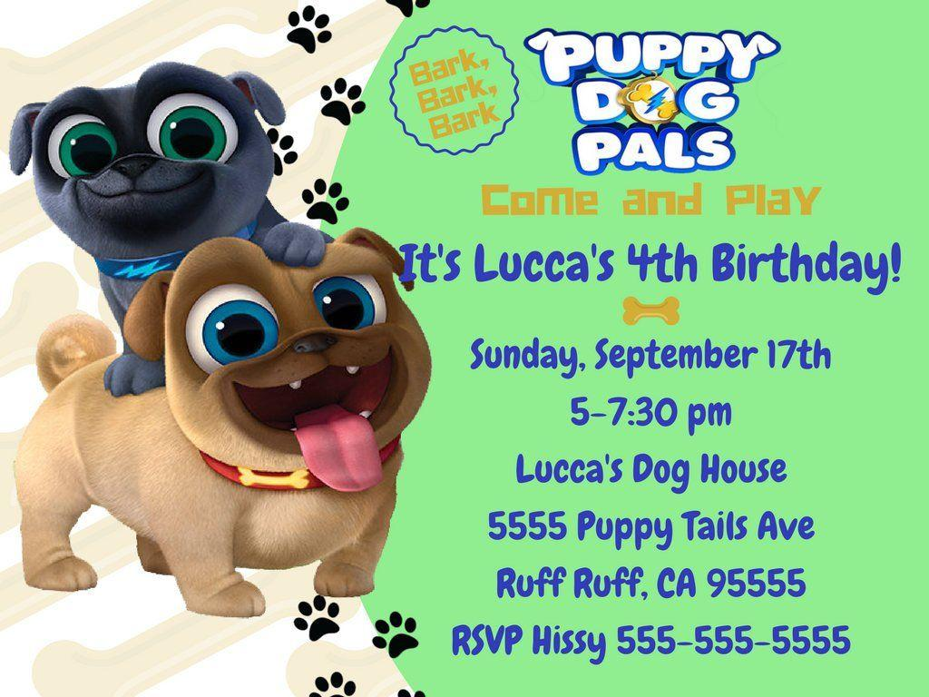 puppy dog pals wallpapers
