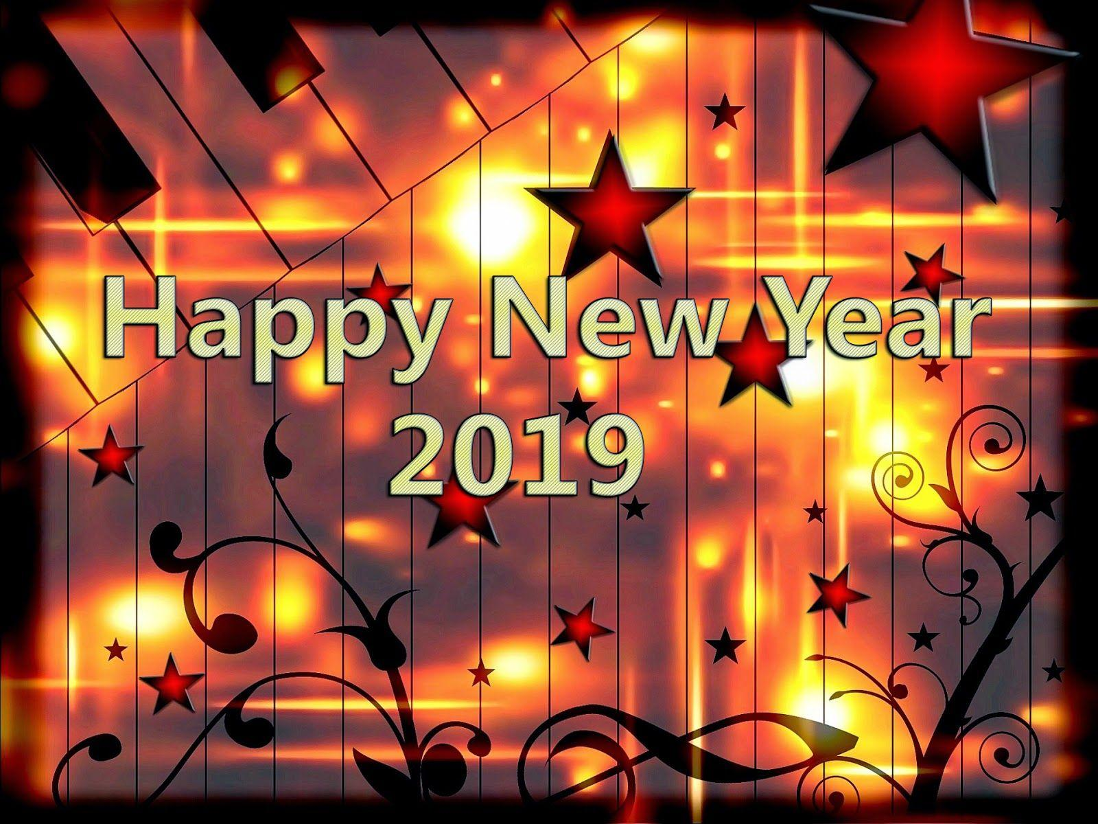 New Year Ka Wallpaper 2019