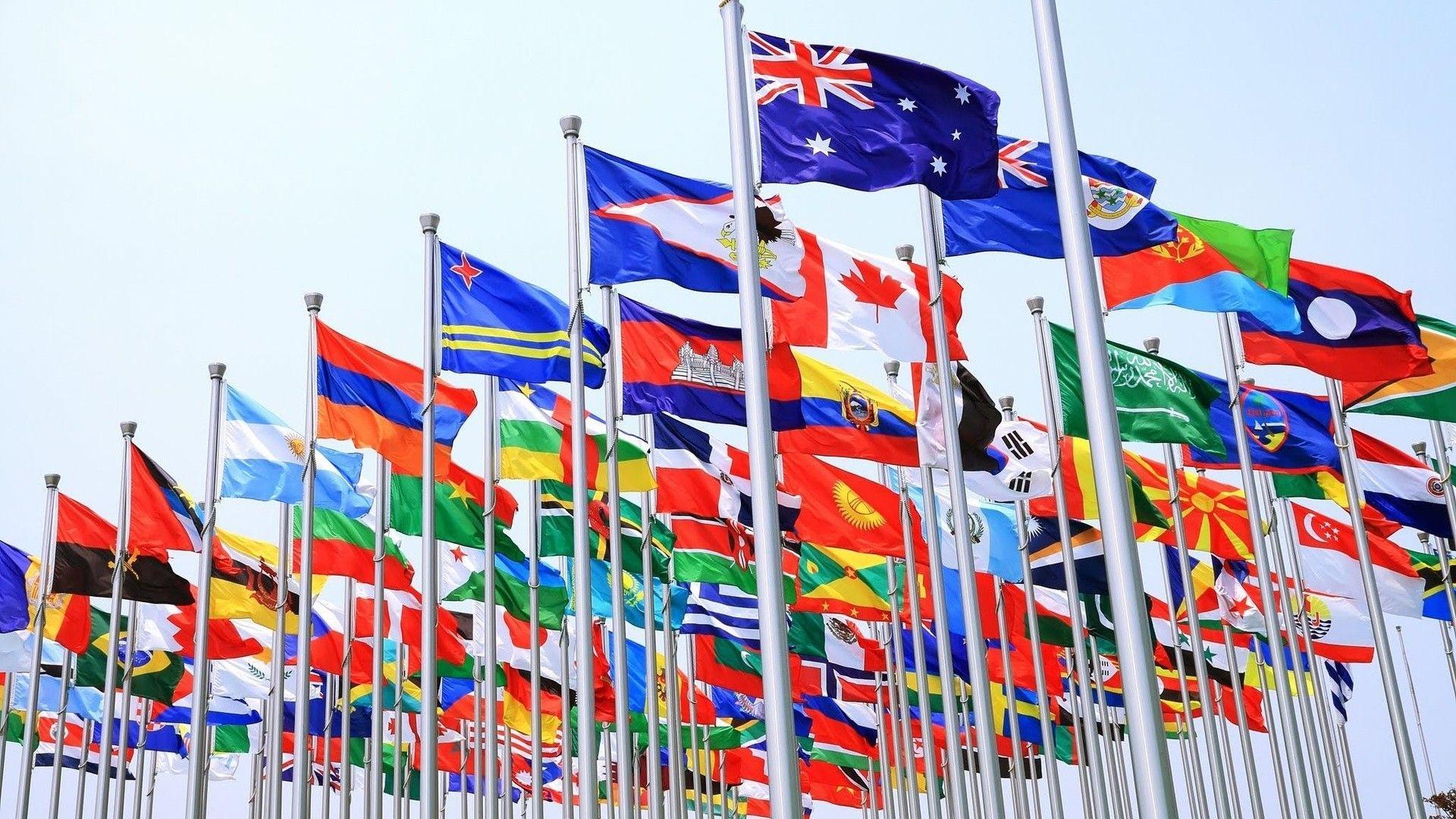 Poznáte 52 zemí podle vlajky?