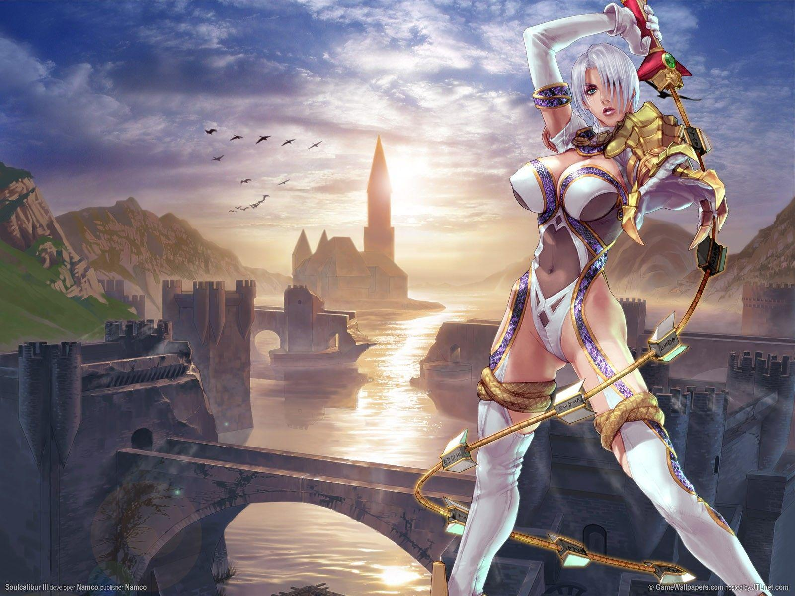 Wallpapers Soul Calibur Games