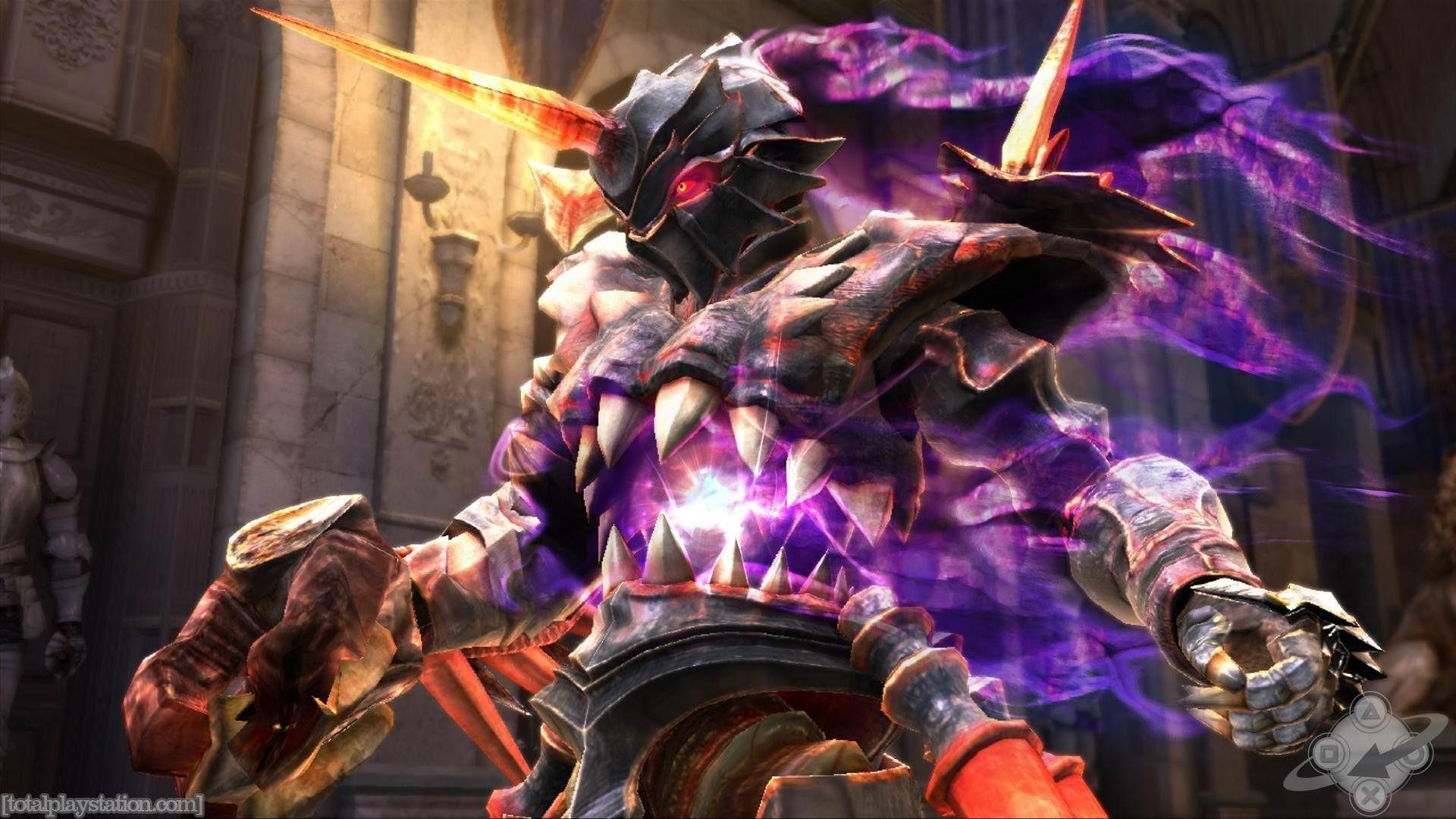 Nightmare Soul Calibur Wallpapers ·①