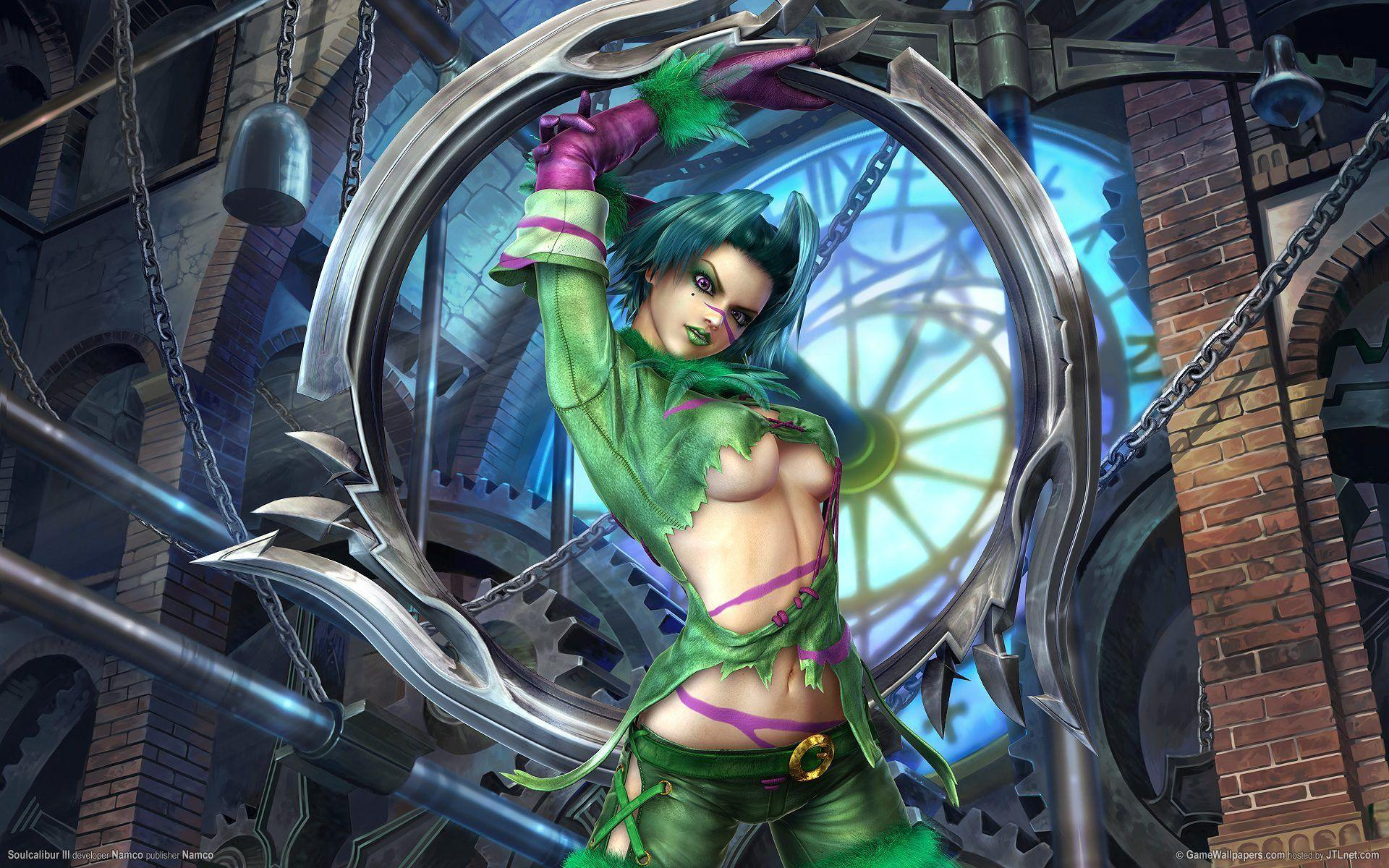 Soul Calibur 3 Tira