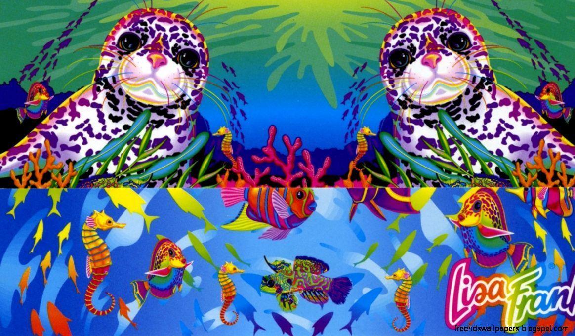 Lisa Frank Wallpapers - Wallpaper Cave