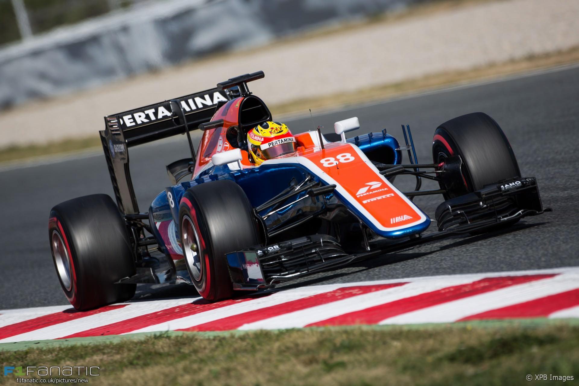 Manor Racing Teams Background