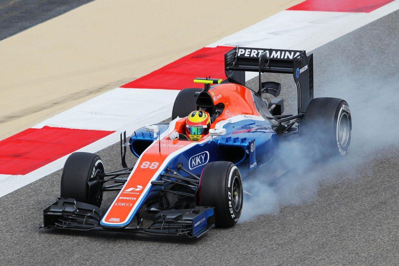 Manor Racing Teams Background 3