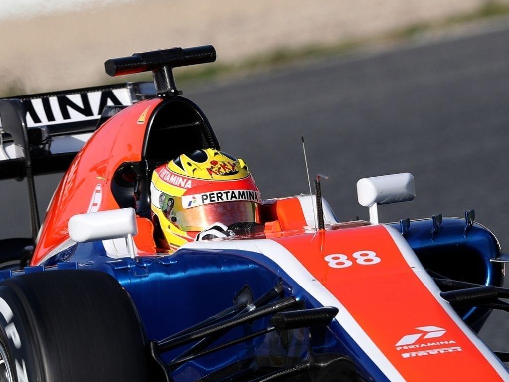 Manor Racing Teams Background 4