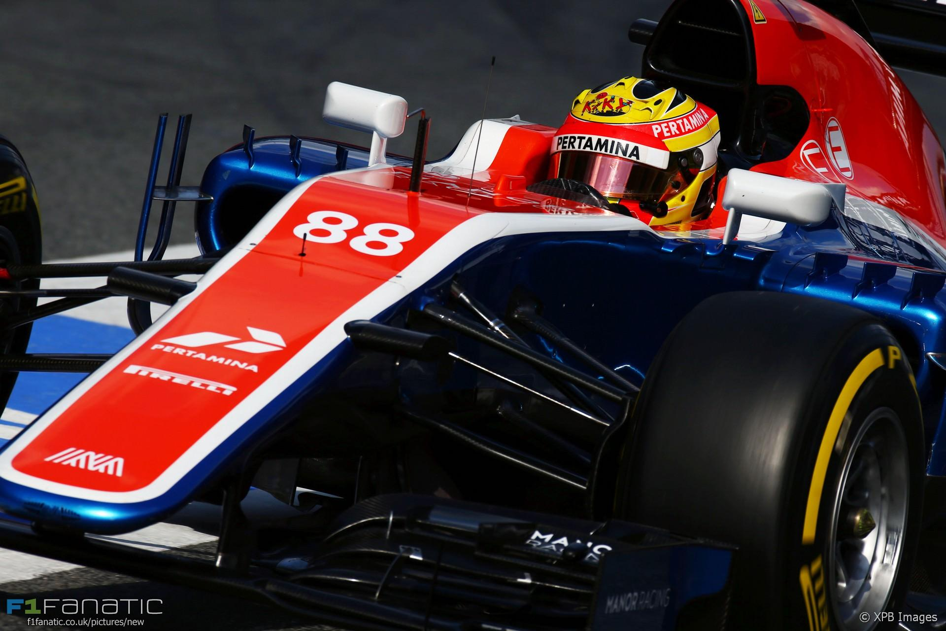 Manor Racing Teams Background 6